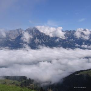 Ellmau Mountains. Photo: CanadianKate